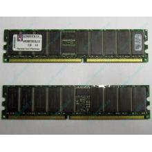 Серверная память 512Mb DDR ECC Registered Kingston KVR266X72RC25L/512 pc2100 266MHz 2.5V (Чита).