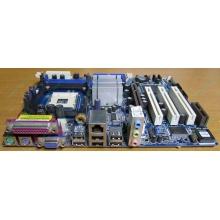 Материнская плата ASRock P4i65G socket 478 (без задней планки-заглушки)  (Чита)