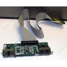 Панель передних разъемов (audio в Чите, USB) и светодиодов для Dell Optiplex 745/755 Tower (Чита)