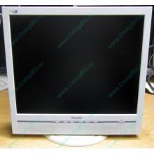 """Б/У монитор 17"""" Philips 170B с колонками и USB-хабом в Чите, белый (Чита)"""
