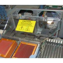 Прозрачная пластиковая крышка HP 337267-001 для подачи воздуха к CPU в ML370 G4 (Чита)