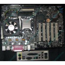 Материнская плата Intel D845PEBT2 (FireWire) с процессором Intel Pentium-4 2.4GHz s.478 и памятью 512Mb DDR1 Б/У (Чита)