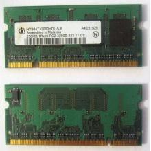 Модуль памяти для ноутбуков 256MB DDR2 SODIMM PC3200 (Чита)