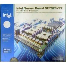 Материнская плата Intel Server Board SE7320VP2 socket 604 (Чита)