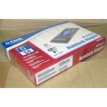 Wi-Fi адаптер D-Link AirPlusG DWL-G630 (PCMCIA) - Чита