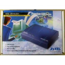 Внешний ADSL модем ZyXEL Prestige 630 EE (USB) - Чита